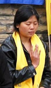 28-year-old Lili Lin is facing deportation from the UK back to China where she could face severe persecution for her beliefs.