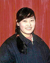 Ms. Liu Jie, 37 years old, died mysteriously in police custody after being arrested for distributing Falun Gong flyers.