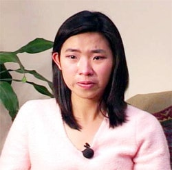 Ms. Yeong-ching Foo, Dr. Li's fiancée, has spent the last two weeks in Washington DC and New York City to call for the immediate release of Dr. Li.