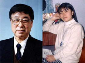 63-year-old Prof. Wei Zaixin (left) of the Fushun Institute of Science and Technology and 31-year-old Ms. Xu Zhilian (right), an elementary school teacher from Sichuan Province, are among the 61 teachers and students whose deaths in custody have been verified.