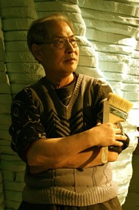 Renowned artist Zhang Kunlun was tortured in China for his belief in Falun Gong