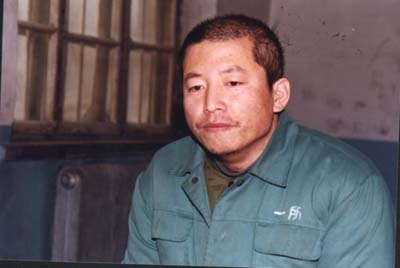 Mr. Liang Zhenxing, pictured in 2002, died in custody on May 1, 2010.