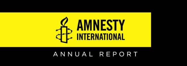 Amnesty International Annual Report - Persecution of Falun Gong (excerpts)
