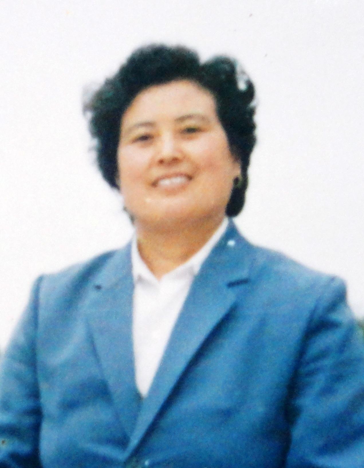 Ms. Zhang Jinghua