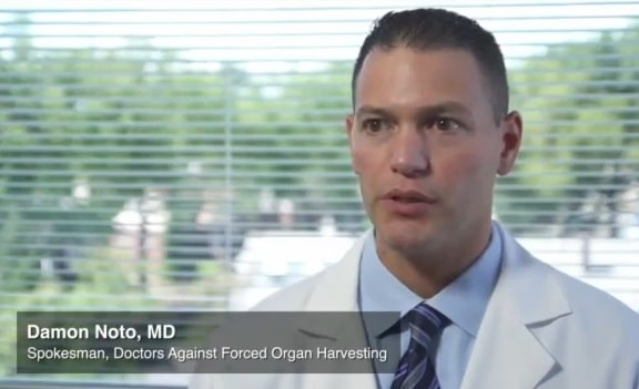 New video details mass killings to supply multi-million dollar organ transplant industry.