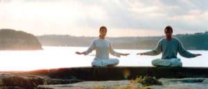 Falun Gong Exercise Mediation