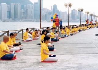 Falun Gong Around the World