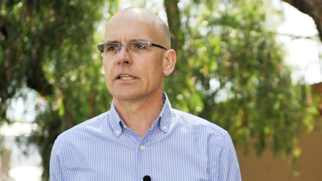 Charles Sturt University professor Clive Hamilton. Photo Credit: TheAustralian.com.au
