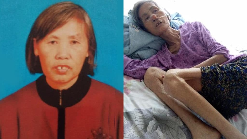 Gravely Ill Woman Imprisoned Until Term Expires, Dies 12 Days After Her Release
