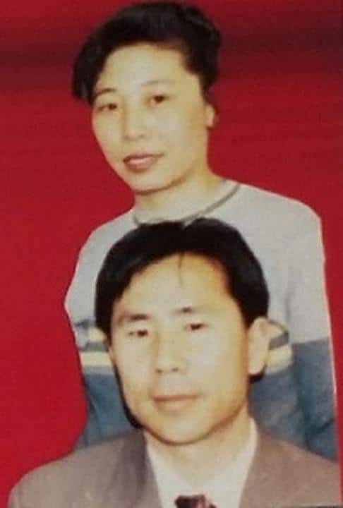Mr. Ren Dongsheng, now deceased from torture, and his wife, also a Falun Gong practitioner