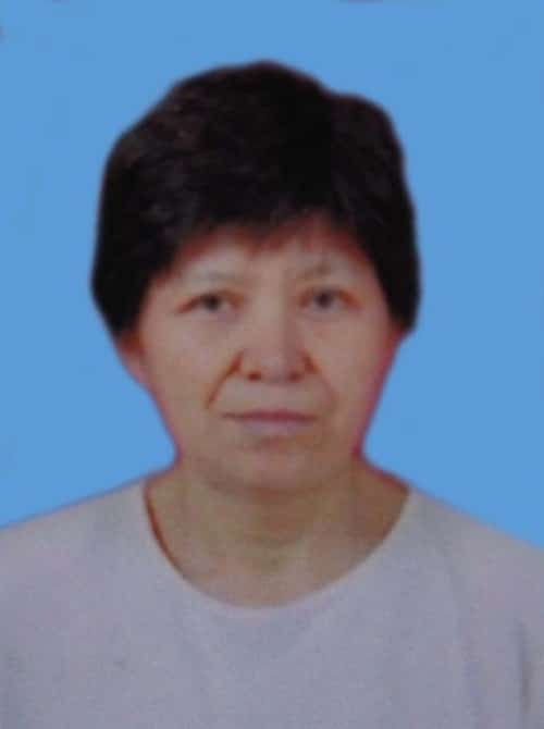 The late Ms. Jin Shunnu