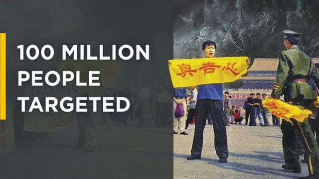 Why is Falun Gong persecuted in China?