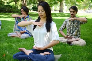Toronto Falun Gong Exercises