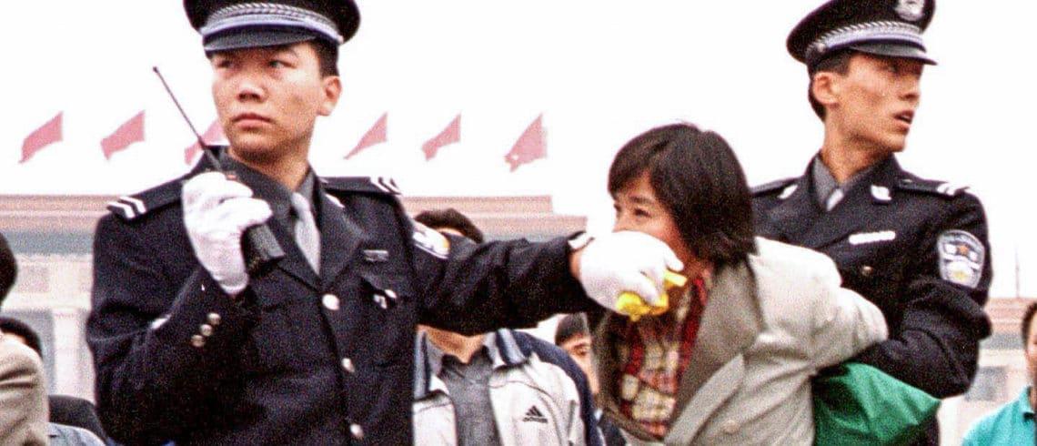 Violent Suppression of Falun Gong   Falun Dafa Persecution