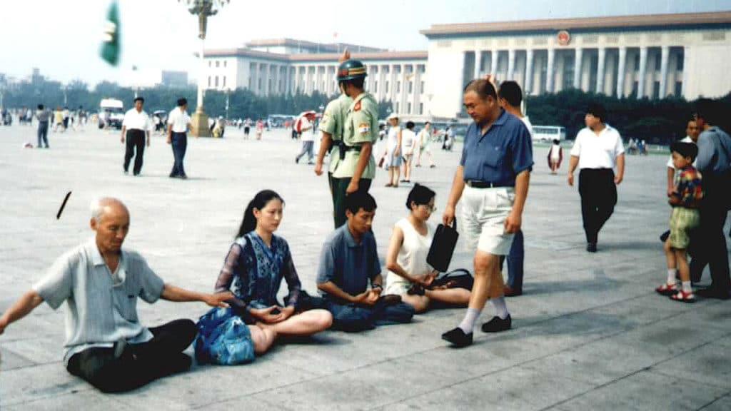 Photos: 20 years on, Falun Gong survives underground in China - world-news - photos   Hindustan