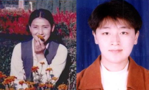 Ms. Song Bing (left) died in 2009 from prolonged torture and abuse. Her sister, Ms. Song Yanqun (right) was recently arrested after years of abuse left her emaciated.