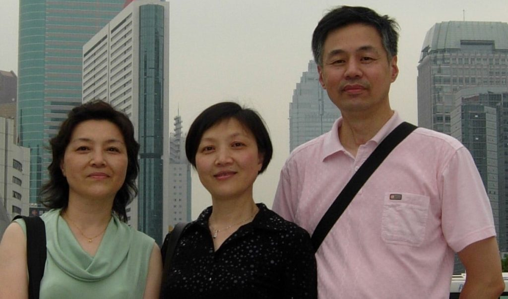 Chinese Police Abduct Family of U.S. Resident