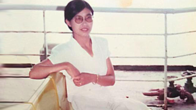 The late Ms. Li Fengmei