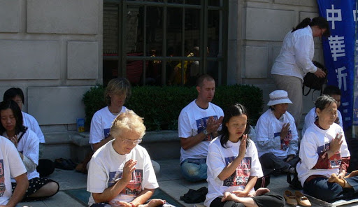 China has launched a 'Zero-Out' campaign against Falun Gong followers. (Image: Wikimedia / GNU FDL)
