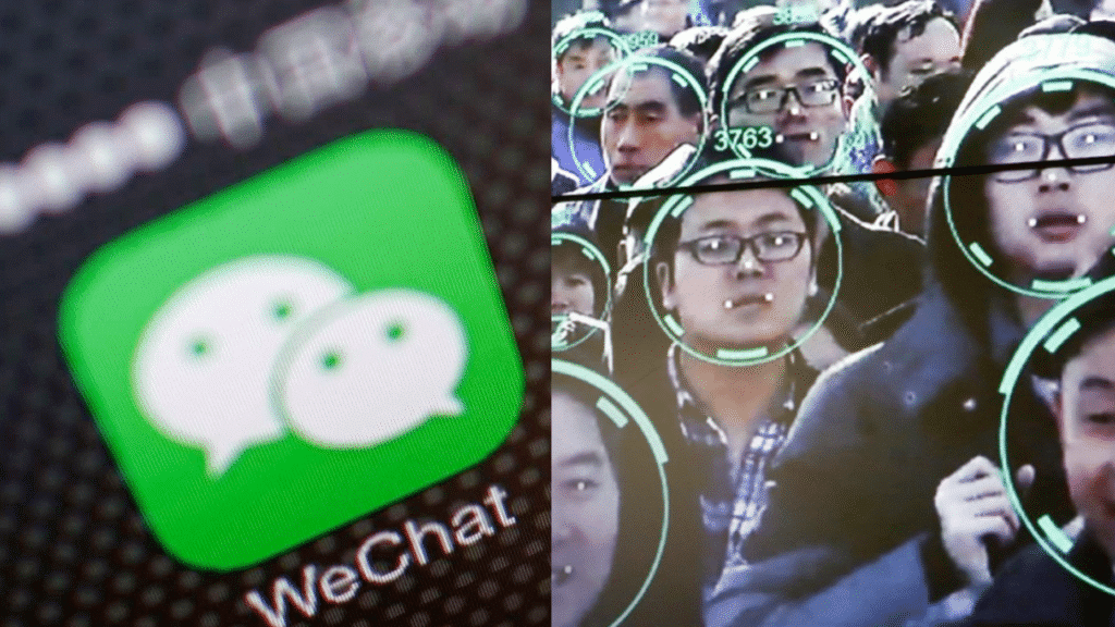 WeChat, Facial Recognition in China's Police State Targets Falun Gong