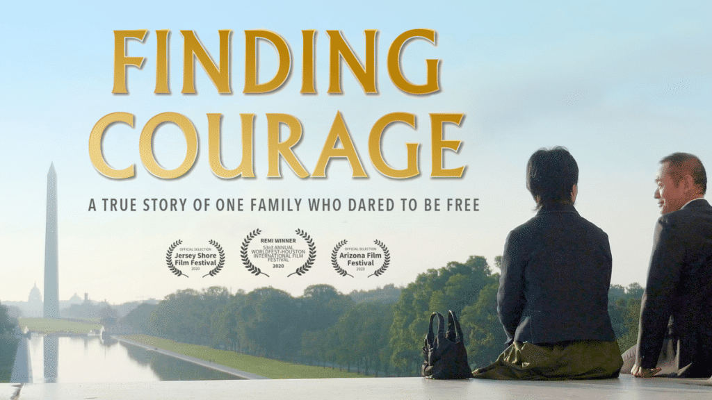 Award-Winning Documentary, Finding Courage, now available on Faluninfo TV