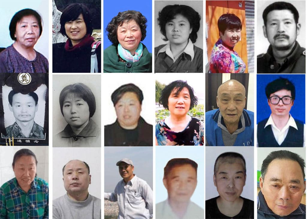 At Least 83 people killed and 622 Wrongfully Sentenced for Their Faith in Falun Gong in 2020